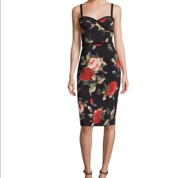 bdc867bd Black Halo Dresses | Daria Sheath Dress | Poshmark